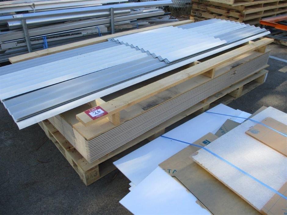 Quantity of Assorted Building Materials