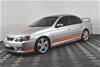 2004 FPV  GT BA Automatic Sedan
