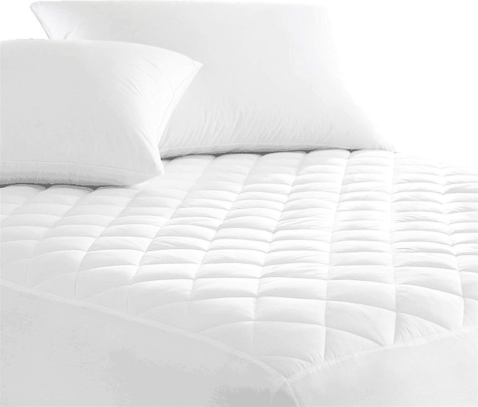 Australian Made Fully Fitted Cotton Quilted Mattress Protector