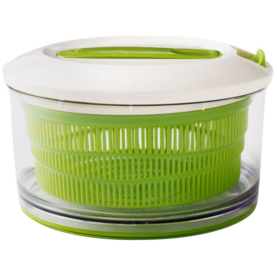3 x CHEF N` Spincycle Salad Spinner Large. N.B. 1x condition unknown. (SN:C