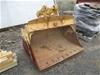 Cat 311D hydraulic tilting mud bucket