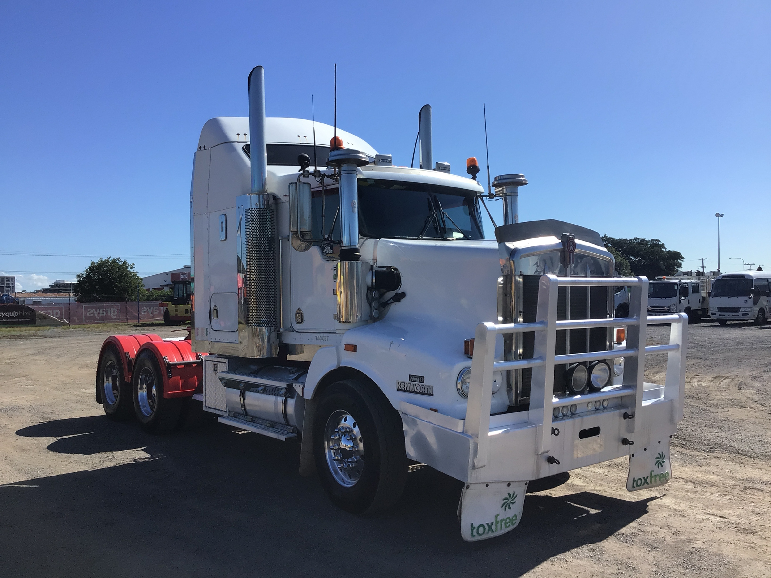 2005 Kenworth T404ST 6 x 4 Prime Mover Truck (Hydraulics)