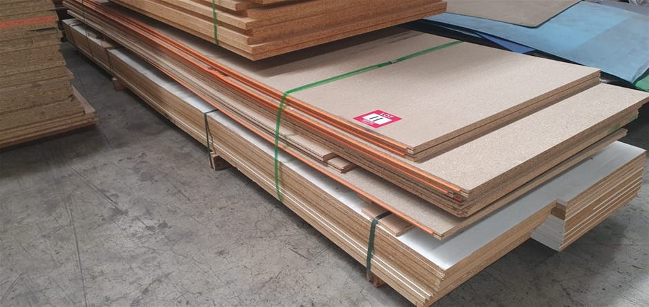 Various Particleboard, MDF and Yellow tongue Flooring. Various Sizes.