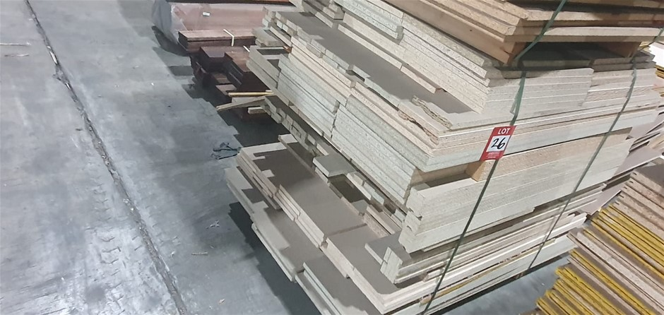 Particle board various size