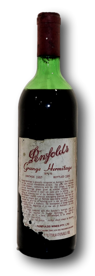 Penfolds Bin 95 Grange 1983 (1x 750mL), SA
