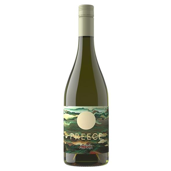 Mitchelton Preece King Valley Pinot Grigio 2020 (6x 750mL) VIC