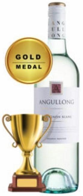 Angullong A Sauvignon Blanc 2019 (12x 750mL). Orange, NSW
