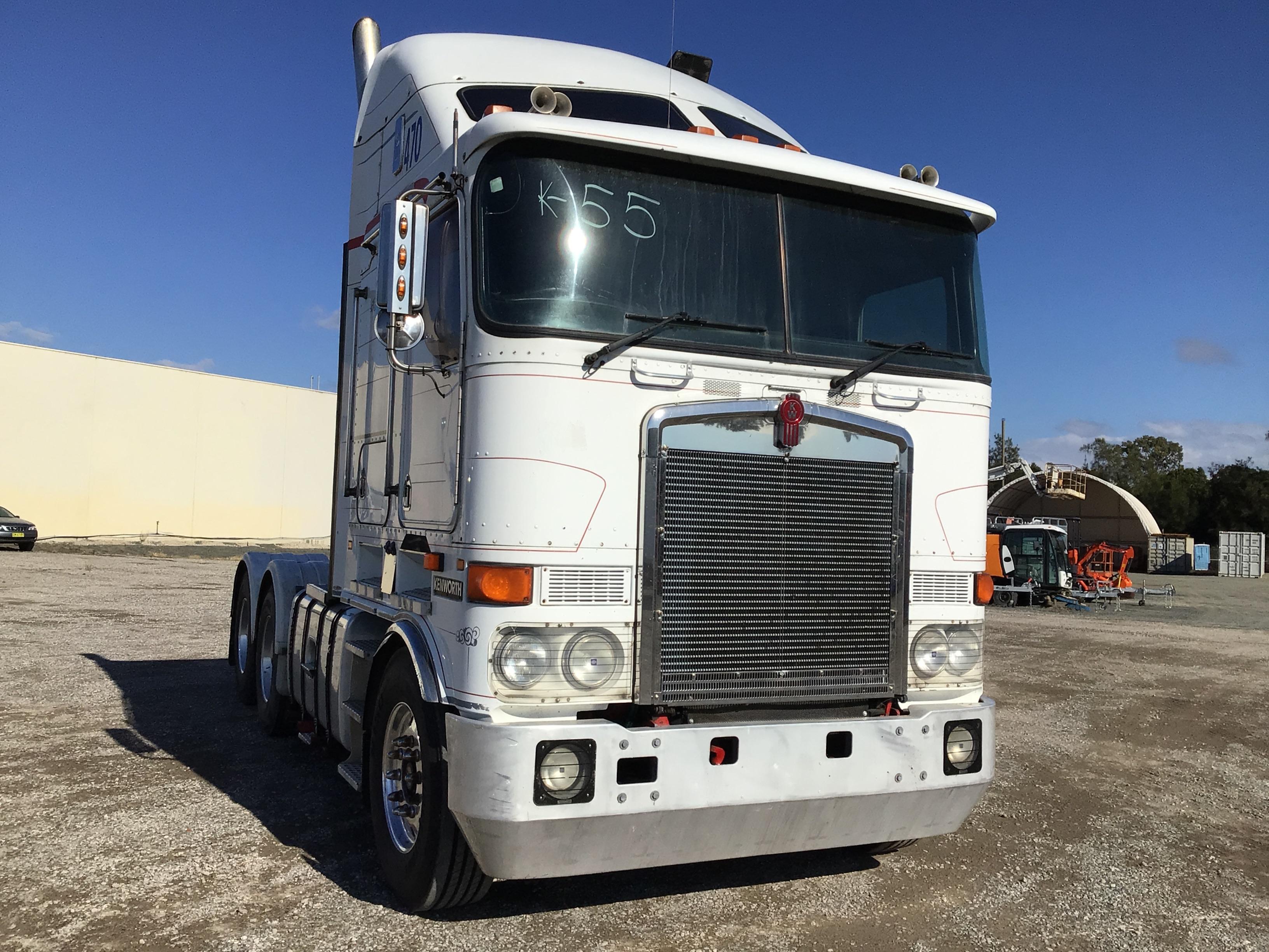 2009 Kenworth K108 6 x 4 Prime Mover Truck