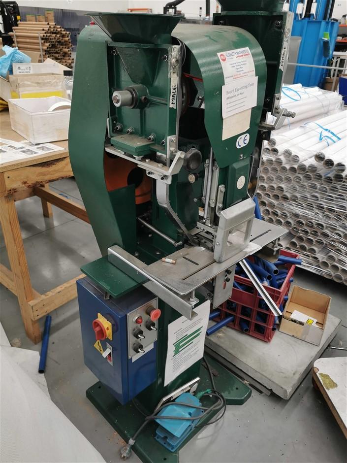 Metal Eyelet Press