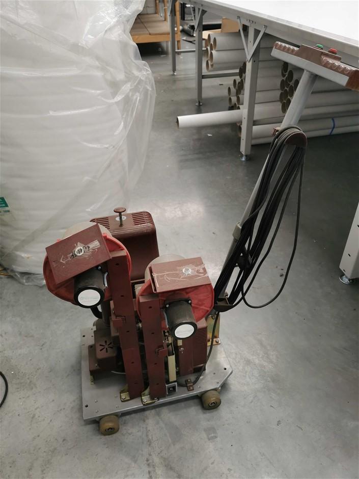 Indoor Floor Eyelet Press