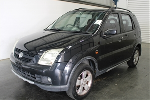 2004 Holden Cruze YG Automatic Wagon