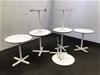 <p>7 x Cafe Tables</p>