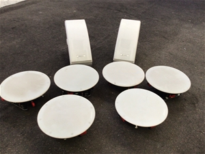 8 x Bose Speakers