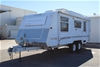 2007 Roadstar Offroad Caravan