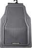 BUSHRANGER 91X01C Mud Tamer Front Floor Mat, Set of 2, Designed With 20mm D