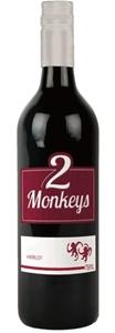 2 Monkeys Merlot 2021 (12 x 750mL) SEA