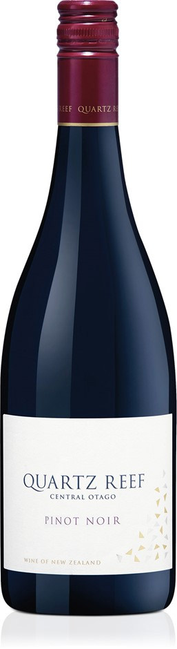 Quartz Reef Pinot Noir 2018 (6x 750mL).