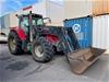 <p>Massey Ferguson 7480 Dyna-6 Cab Tractor</p>