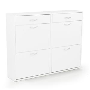 Shoe Cabinet Organizer Storage Rack 1200