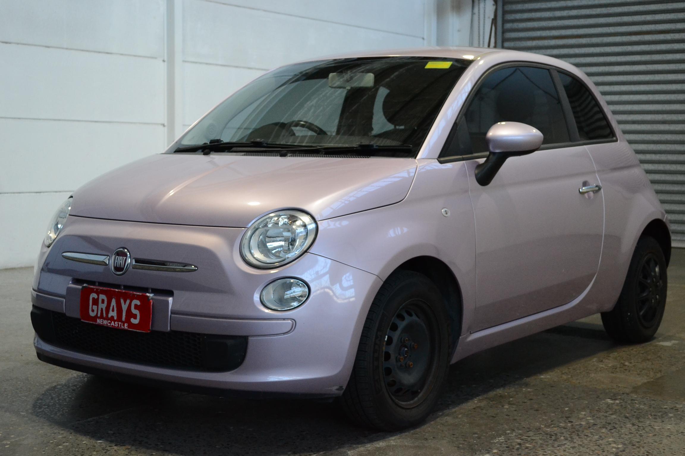2013 Fiat 500 POP Auto Hatchback