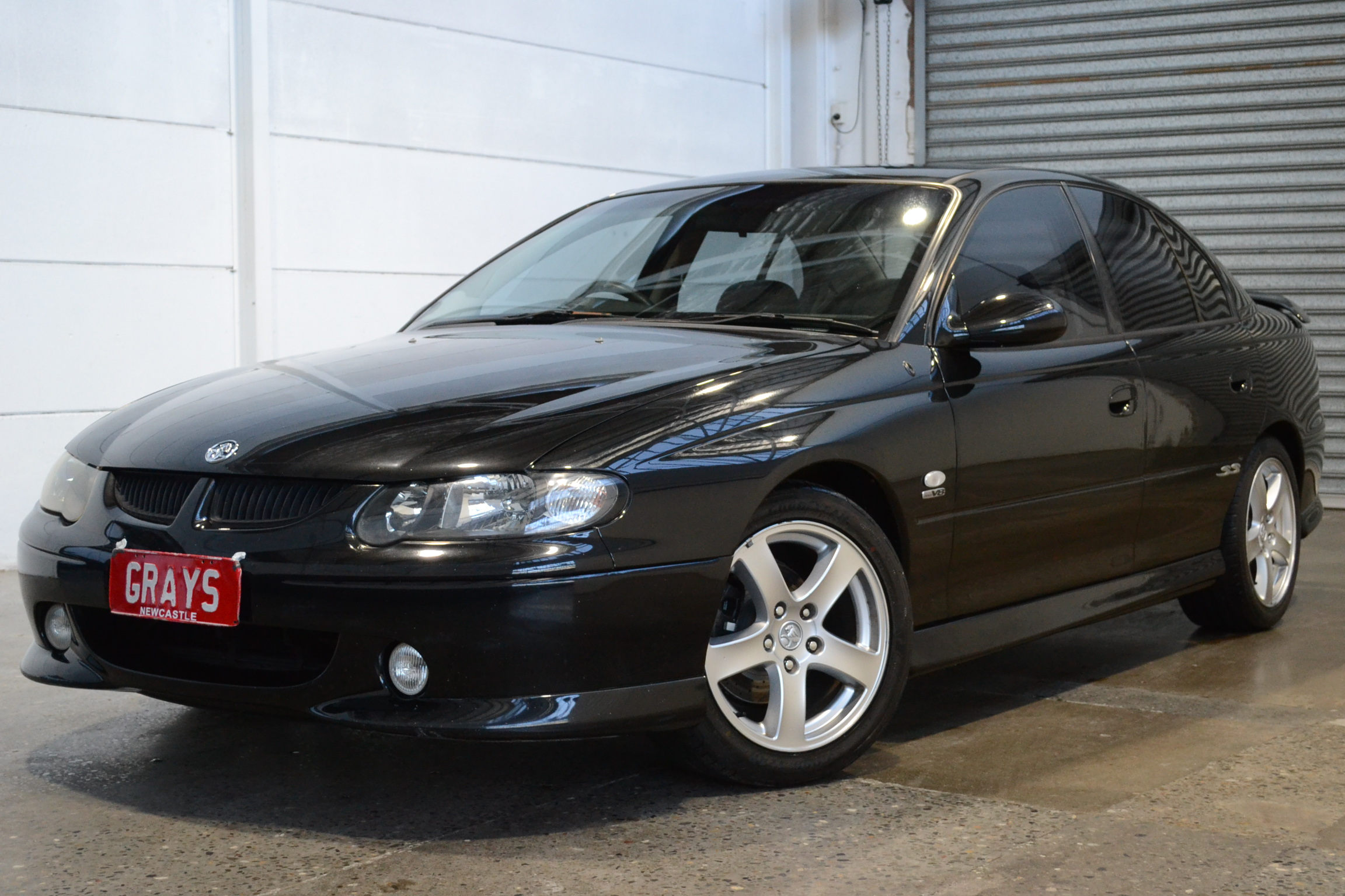 2002 Holden Commodore SS VX Manual Sedan 160077 KMs