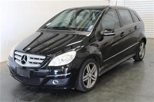 2011 Mercedes Benz B180 W245 CVT Hatchba