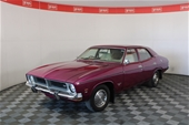 1973 Ford Falcon XB Factory Mulberry (Matching numbers)