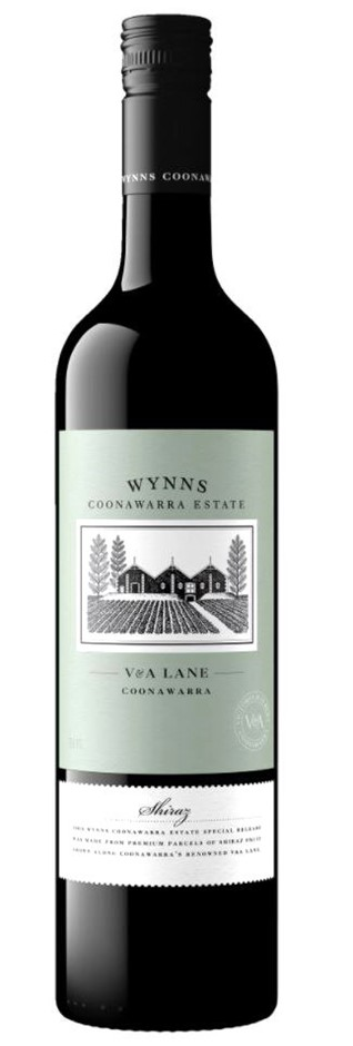 Wynn's V & A Lane Shiraz (A) 2016 (6x 750mL).