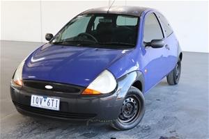 2001 Ford KA TB Manual Hatchback