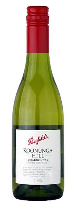 Penfolds Koonunga Hill Chardonnay - 375ml 2019 (12x 375mL).