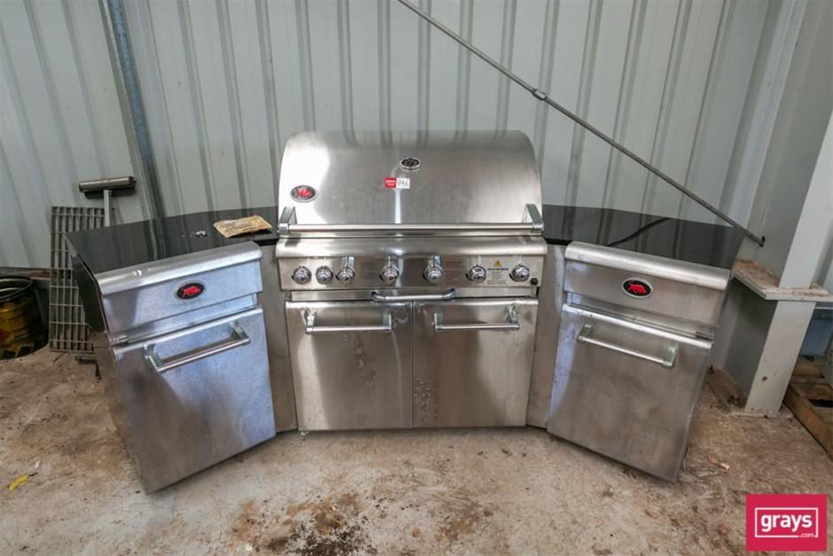 Matador 3 Piece Stainless Steel BBQ Set