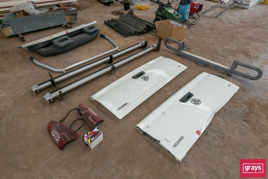 Holden Rodeo Assorted Parts