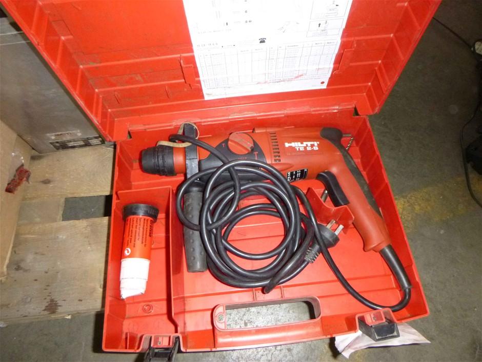Hilti TE2-S Power Drill