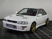 SA Classic Cars 1998 Subaru Impreza WRX STI Manual Coupe