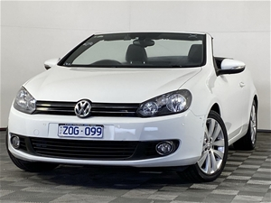 2013 Volkswagen Golf 118TSI A6 Automatic