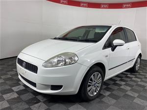 2007 Fiat Punto Dynamic Semi-Automatic H