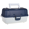 PVC Fishing Tackle Box, 350x170x180mm. Buyers Note - Discount Freight Rates