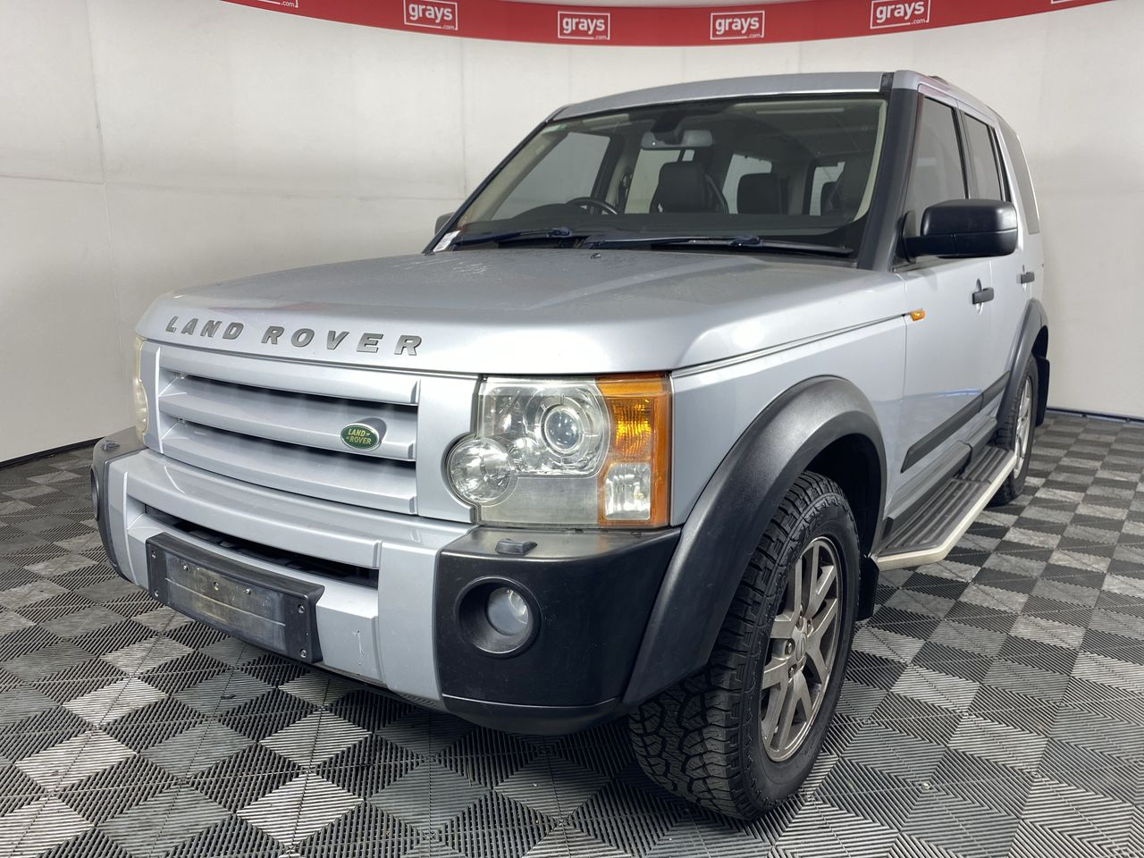 2007 Land Rover Discovery 3 SE Series III Turbo Diesel Auto 7 Seats Wagon