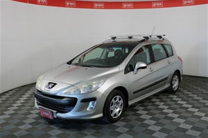 2008 Peugeot 308 TOURING XS HDi 1.6 Turb