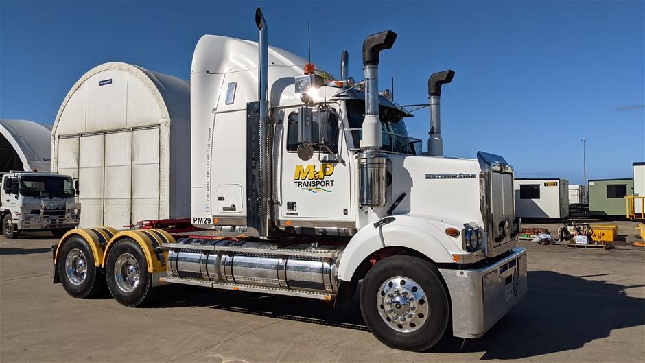 2017 Western Star 4864 FXB Constellation 6 x 4 Prime Mover Truck