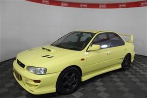 2000 Subaru Impreza WRX (AWD) Manual Sed