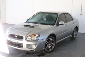 2005 Subaru Impreza WRX (AWD) G2 Manual