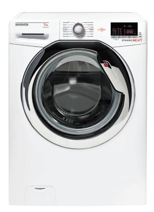 Hoover Freestanding 7kg Front Load Washing Machine (DXOC27/1-AUS)