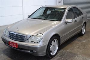 2003 Mercedes Benz C200 Kompressor Class