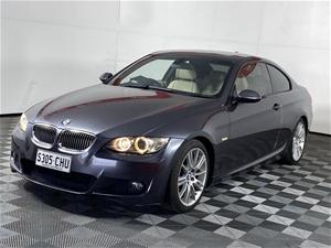 2008 BMW 3 23i E92 Automatic Coupe