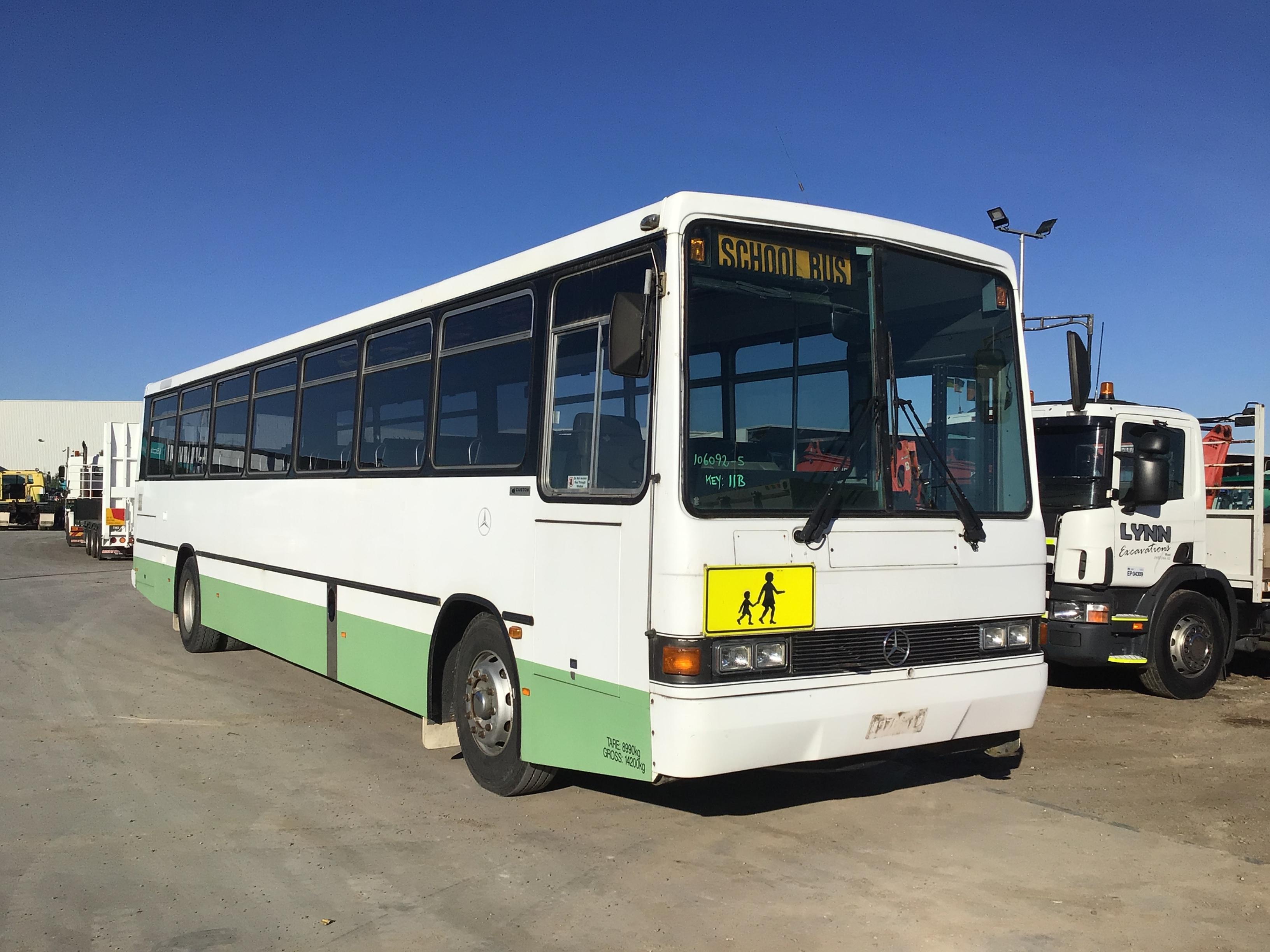 1997 Mercedes Benz OH1418 4 x 2 Bus