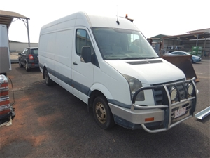 2007 Volkswagen Crafter Automatic - 6 Sp