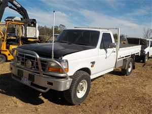 1997 Ford F250 7.3L Automatic Ute