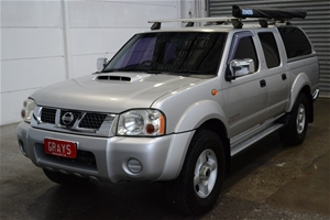 2011 Nissan Navara ST-R (4x4) D22 Turbo