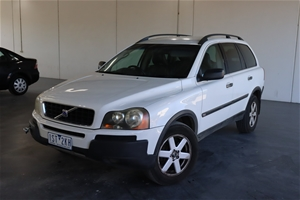 2004 Volvo XC90 2.5T Automatic 7 Seats W